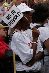 No to Poverty